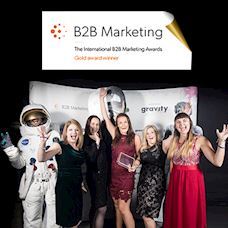 Clear B2B scoops double gold awards