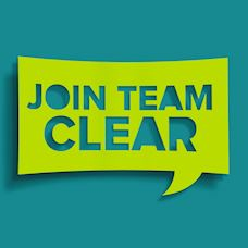Join team Clear! Account Executive position.
