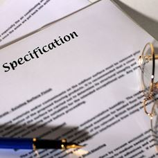 How to catch a specification writer's eye